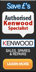 Kenwood World Kitchen supplies